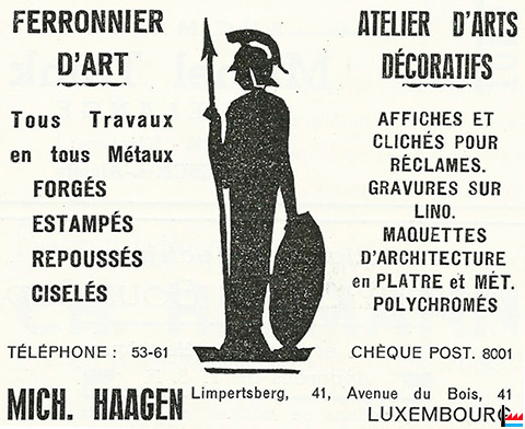 haagen guillaume limpertsberg luxembourg. Black Bedroom Furniture Sets. Home Design Ideas