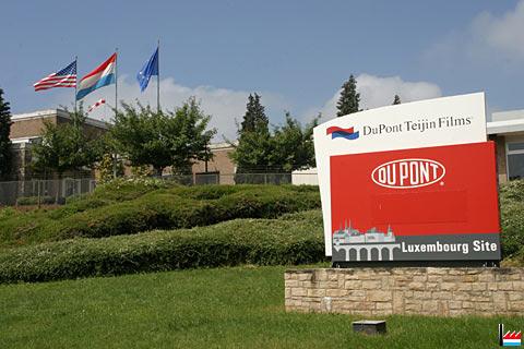 Dupont de nemours contern for Entreprise nemours