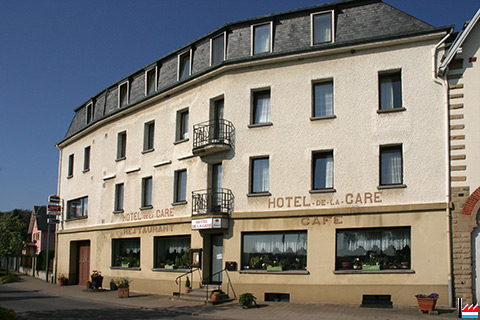 Hotels Au Luxembourg Hotels In Luxemburg
