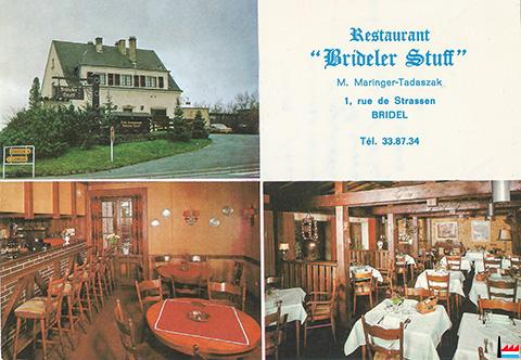 Restaurant n zu l tzebuerg restaurants au luxembourg restaurants in luxemburg - Restaurant rue des bains luxembourg ...