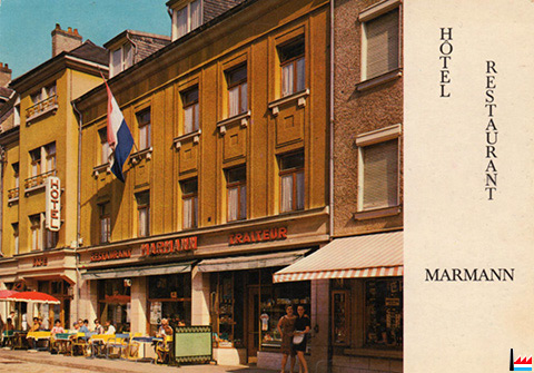 H tels au luxembourg hotels in luxemburg - Restaurant rue des bains luxembourg ...