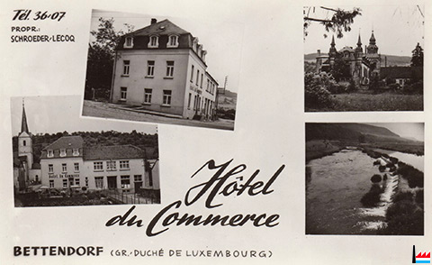Hôtels au luxembourg hotels in luxemburg