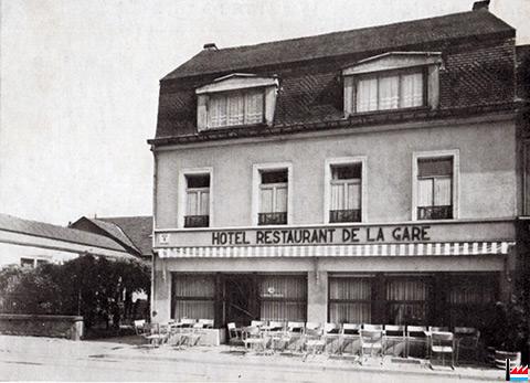 H tels au luxembourg hotels in luxemburg for Garage de l etoile la maxe